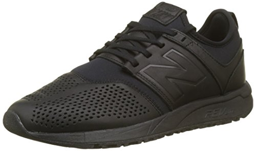 New Balance WRL247FA - Puntera para botas y zapatos Mujer Negro Negro (Black) 37.5 EU