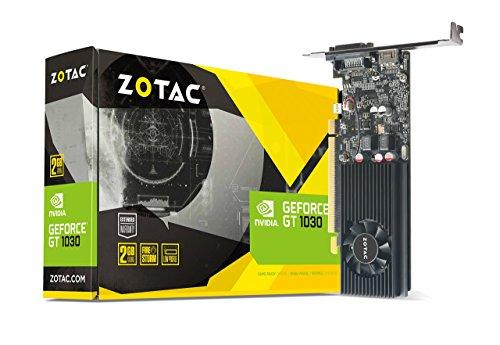 ZOTAC GeForce GT 1030 2GB GDDR5 64-bit PCIe 3.0 DirectX 12...