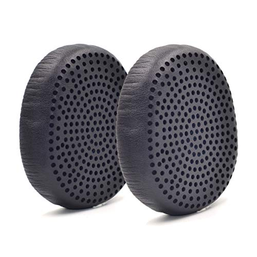Riff Earpads - defean Replacement Ear Cushion Ear Pads Compatible with Skullcandy Riff Wireless On-Ear Headphones (Black)