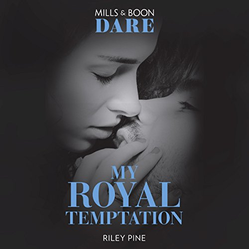 My Royal Temptation audiobook cover art