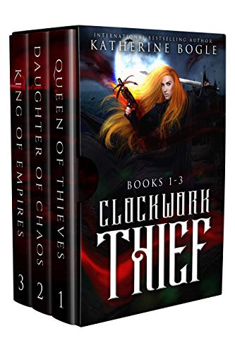 Clockwork Thief: Books 1-3