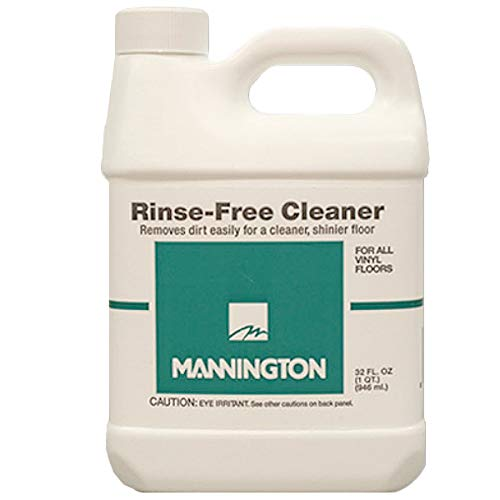 Mannington Rinse-Free Cleaner 32oz for Vinyl Floors
