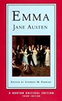 Emma (Norton Critical Editions) by Jane Austen(2000-05-08)