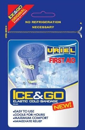 Ice&Go elastische Kühlbandage, 1 St