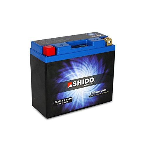 SHIDO LT12B-BS LION -S- Batterie Lithium, Ion Blau (Preis inkl. EUR 7,50 Pfand)