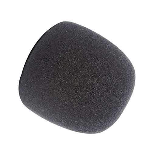 royalr Reemplazo para Blue Yeti/Pro Micrófono con Condensador elástico PU Esponja Cubierta Pop Filtrar Parabrisas