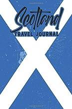 Scotland Travel Journal: 6x9 120 Page Scotland Travel Journal