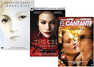 Jennifer Lopez Trilogy DVD - Angel Eyes/ The Cell/ El Cantante