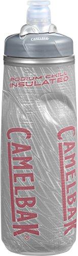 CAMELBAK Trinkflasche Podium Chill 610 - Botella de Agua para Bicicletas, Color Multicolor