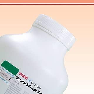 HiMedia M118-100G Mannitol Salt Agar Base, 100 g