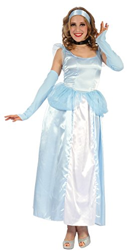 P'TIT Clown re99974 - Costume adulte luxe princessee, L/XL