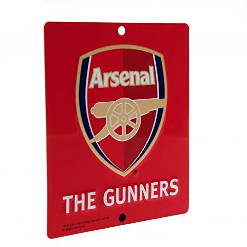 Arsenal FC Official Football Gift Window Sign A Great ChristmasBirthday Gift Idea For Men And Boys