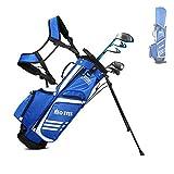 Unisex Golf Stand Bag - wasserdichte, leichte Golf-Tragetasche mit großem Fassungsvermögen,...