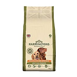 Harringtons Rich in Adult Dog Complete Chicken with Rice, 2 kg