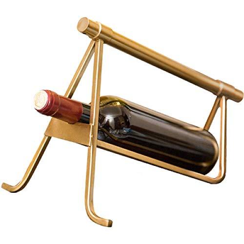 Allamp Decoraciones del Arte del Arte Creatividad botellero decoración Porche Enfriador de Vino de Regalo en casa Mesa de Comedor