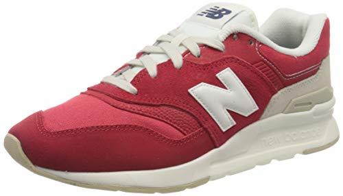 New Balance 997H h, Zapatillas Hombre, Rojo (Red Hbs), 45 EU