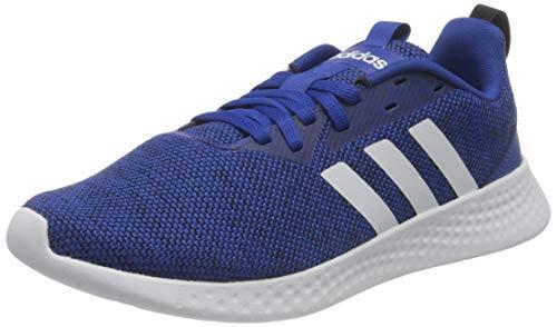 adidas Puremotion Men, Zapatillas de Running Hombre, AZUREA/FTWBLA/NEGBÁS, 42 EU