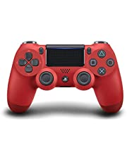 PS4 WIRELESS DUALSHOCK4 CONTROLLER MAGMA RED/ V2 (PS4)