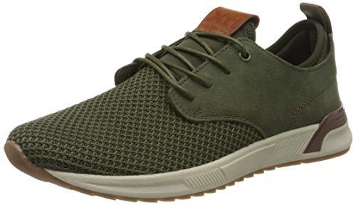 XTI Herren 49610 Sneakers, Grün (Kaki Kaki), 43 EU
