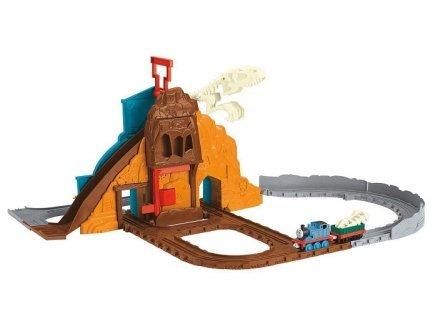 Fisher-Price - Circuit Petit Train Thomas - Piste du Dinosaure