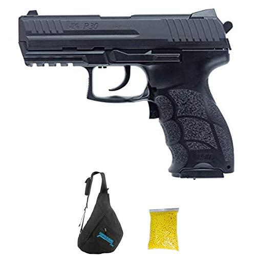 HK P30 Umarex Pistola de Airsoft Calibre 6mm (Arma Aire Suave de...