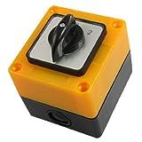Interfaz de Usuario 440V Ith 10A Selector Rotativo 3...