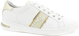 Geox Jaysen C - Nappa blanc/doré