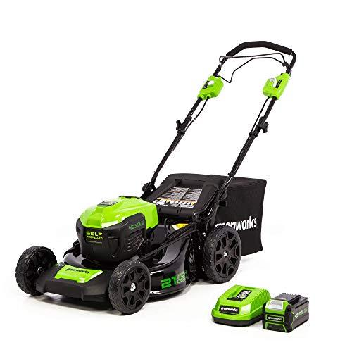 Greenworks LMF403 Mower