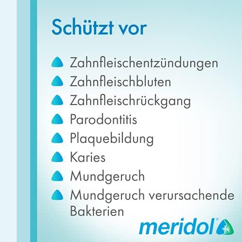 meridol SICHERER ATEM Mundspülung, 400 ml - 4
