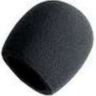 REGILLA MICROFONO - TCM (MWSJ01) Antiviento (35 MM.) Diametro Interior Negro