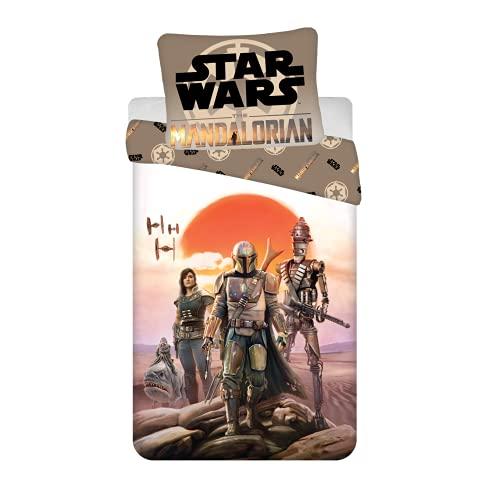 Star Wars Mandalorian - Juego de cama...