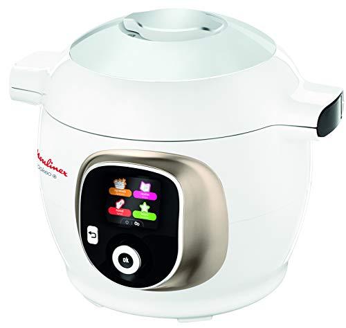 Moulinex Cookeo CE851A - Robot de Cocina, cocina alta Presi�