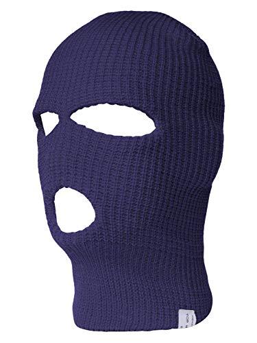 TopHeadwear - Pasamontañas para hombre azul marino Talla única