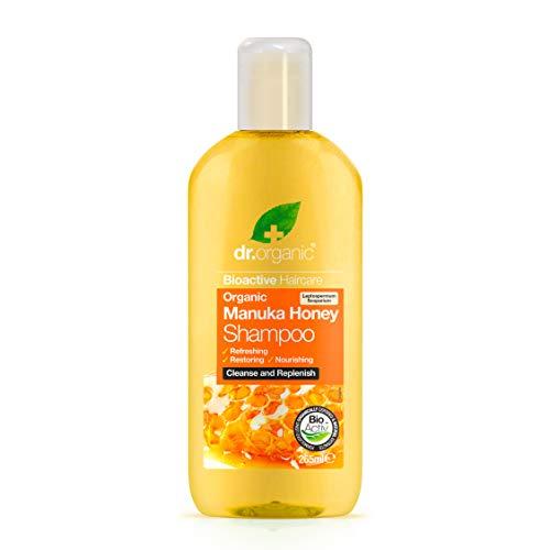 Dr. Organic Champú Manuka Honey 265 ml