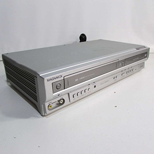 Cheapest Price! Magnavox MSD804 - DVD/VCR Combo