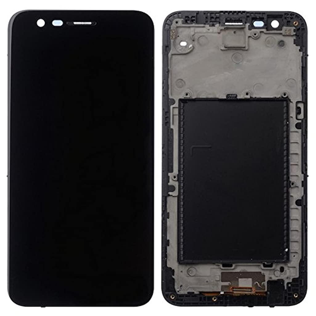BisLinks for LG K10 2017 LCD Display Touch Screen Digitizer Assembly Black Repair M250
