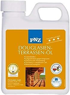PNZ Douglasien-Terrassen-Öl, Gebinde:1L, Farbe:naturgetönt