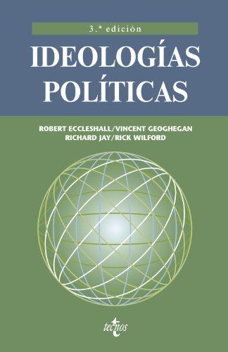 Ideologías políticas (Ciencia Política - Semilla y Surco - Serie de Ciencia Política)