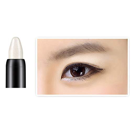 Iluminador de belleza Weixinbuy, lápiz de sombra de ojos, delineador de ojos con brillo para sombra de ojos