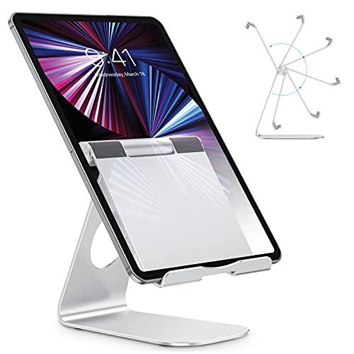 可调节平板电脑 /iPad /智能手机支架,兼容所有尺寸iPad