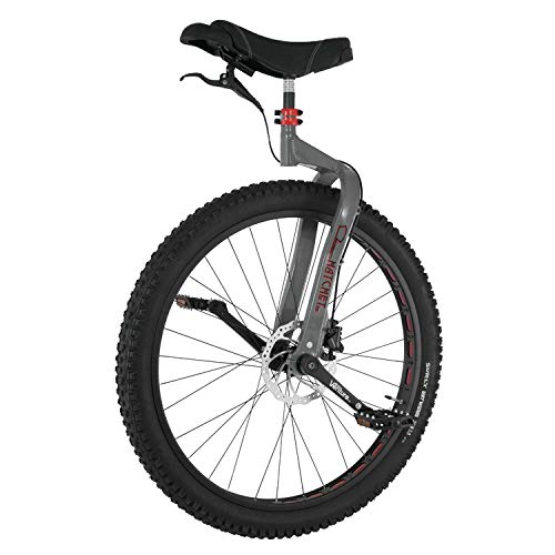 Best Deals! Nimbus Hatchet 29 Plus Mountain Unicycle - (Grey Frame)