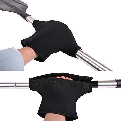 Mallalah - Guantes de Kayak Remo, manopla impermeable polar frío protector de mano para adultos