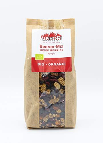 AlpinoFit - Biologische Bessenmix (400 gram)
