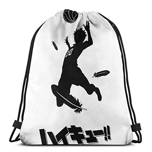 Splatter Samurai - Mochila deportiva con cordón