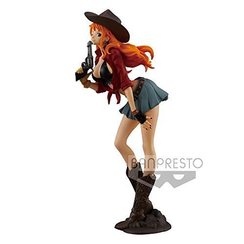 Figura One Piece Treasure Cruise World Journey Nami