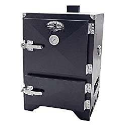 Premium Pick for Best Reverse Flow Smoker: Backwoods Smoker Chubby 3400 Outdoor Charcoal Smoker