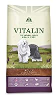 Carefully formulated as a nutritionally complete dog food Contains high-quality protein from 100 percent British Duck with Potato Nutrient packed botanicals and joint supplements Hypoallergenic and wheat gluten-free food Support your dog's digestive ...