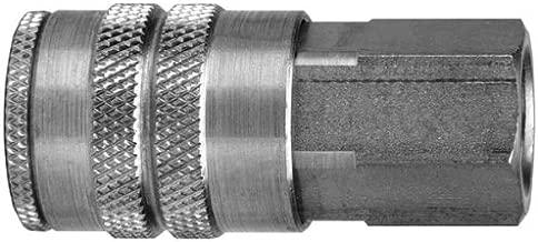 Dixon Valve DC10 Steel Air Chief Automotive Interchange Quick-Connect Air Hose Socket, 1/2