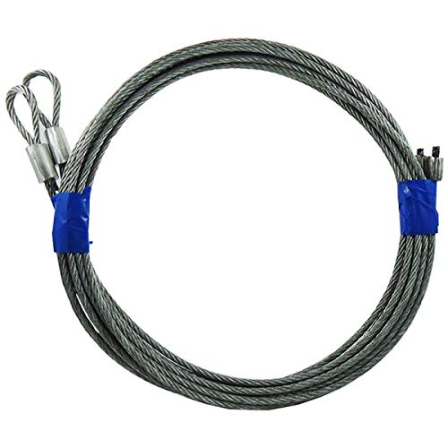 Save %12 Now! Pair of Torsion Cables 7X19 8' Garage Door