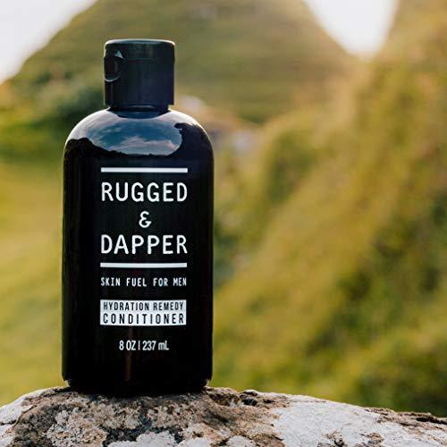 robuste et Dapper Ãâ € 'Hair Conditioner pour homme Ãâ €' 226,8gram Ãâ € 'Essential...